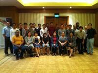 ETAP Workshop (20-23, Nov 2012) Malaysia