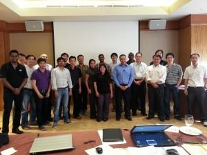 ETAP Workshop (25-27, Jun 2013) Singapore
