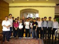 ETAP Workshop (27-30, Sept 2011) Singapore