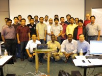 ETAP Workshop from 24-28, May 2010 at Singapore